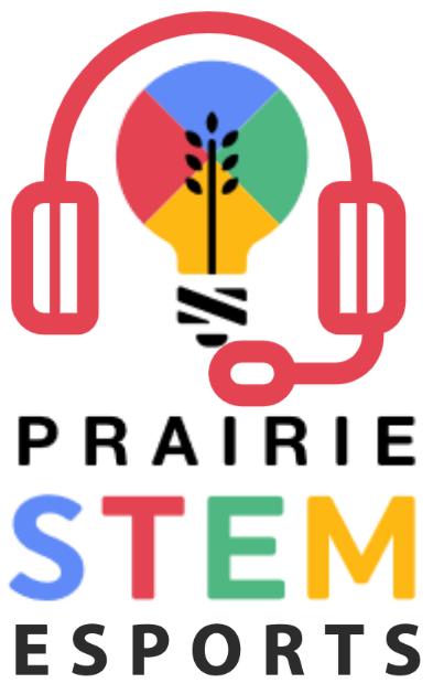 Prairie STEM Esports Logo