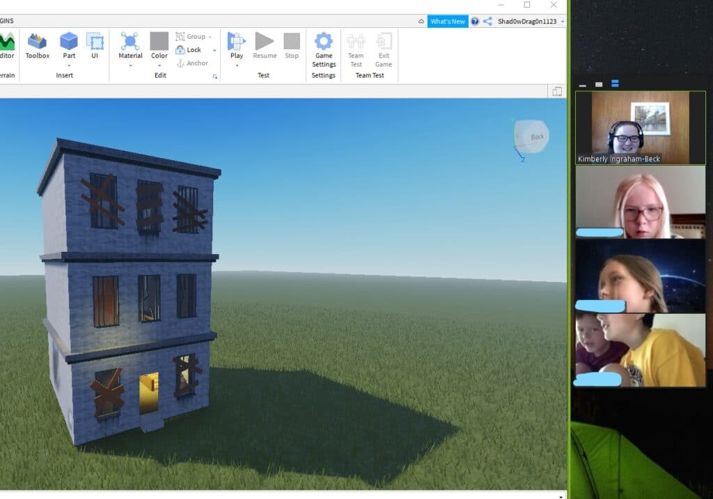 roblox house