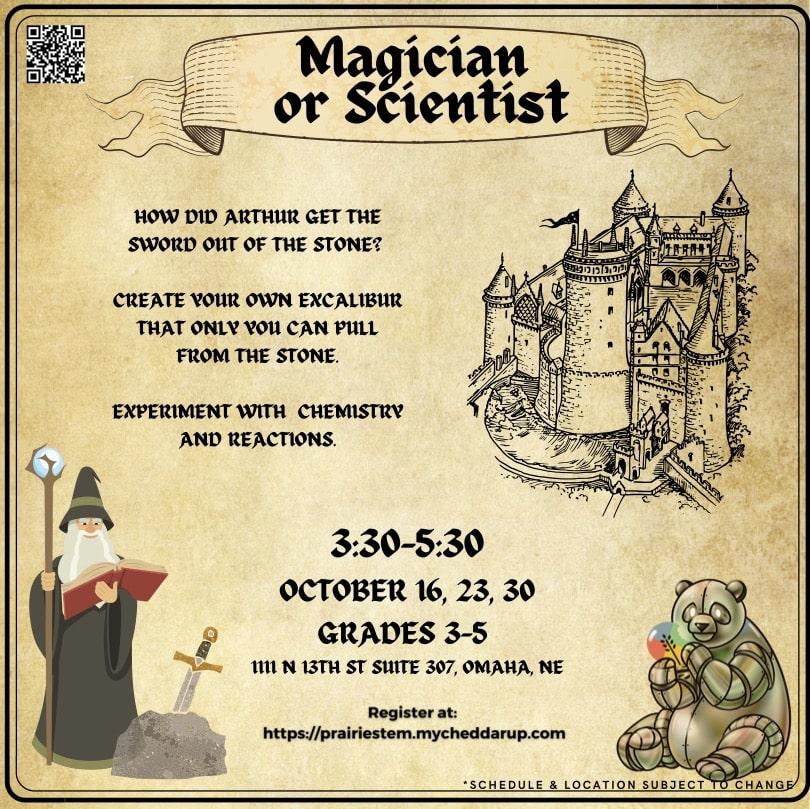 Magician or Scientist